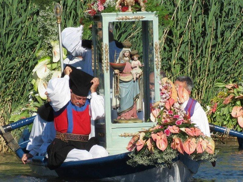 Orosei Festa Santa Maria e Mare